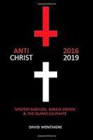 Anti-Christ Cover David Montiagne