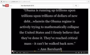 Ann Barnhardt screen shot