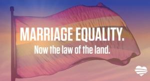 Marriage Equality Flag