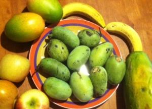 Paw Paw w other fruit