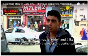 Hitler Store Gaza