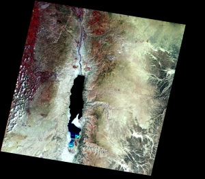 NASA Dead Sea