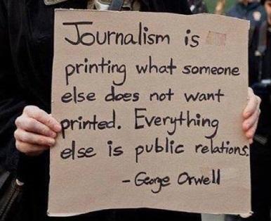 Unpopular Journalism