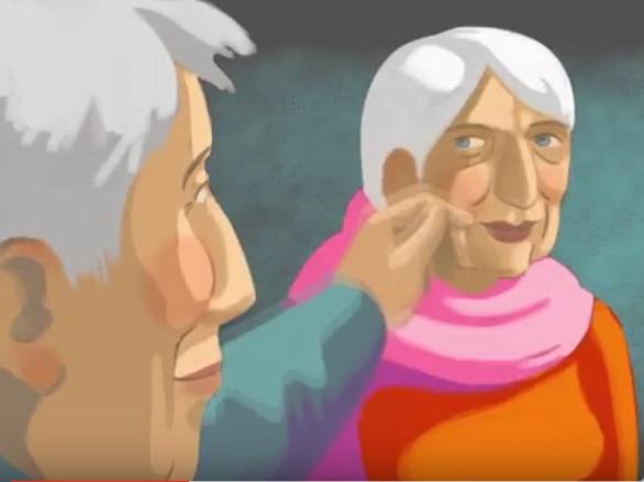 Love at 85