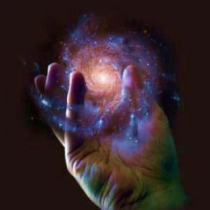 galaxy-in-hand