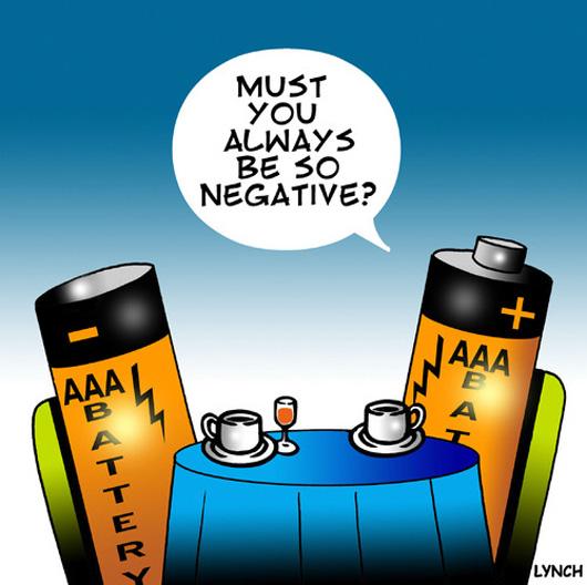 battery-negative-positive