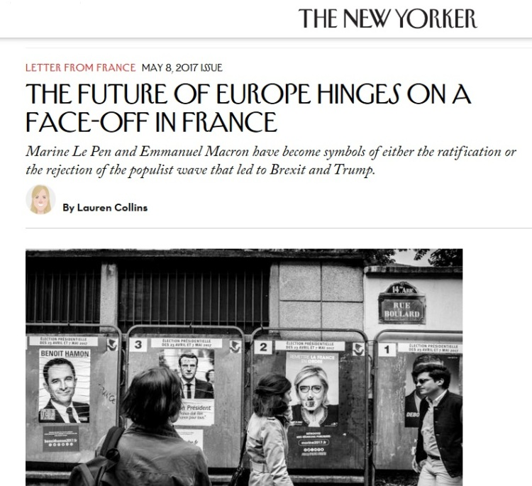 New Yorker France
