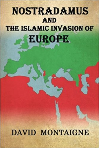 Nostradamus Islamic Invasion Europe Book Cover Amazon
