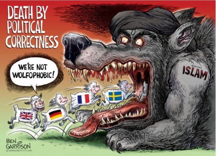 wolfophobia