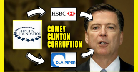 Comey Owed Hillary Favors and Will Have to Pay the Price Caught for Crimes