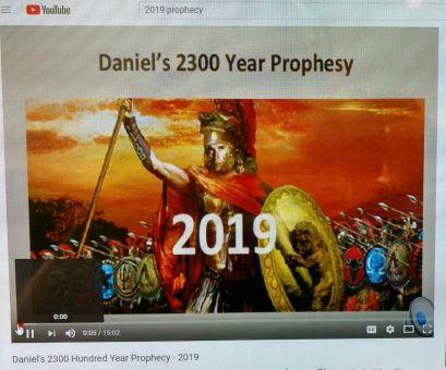 Daniel 2300 2019