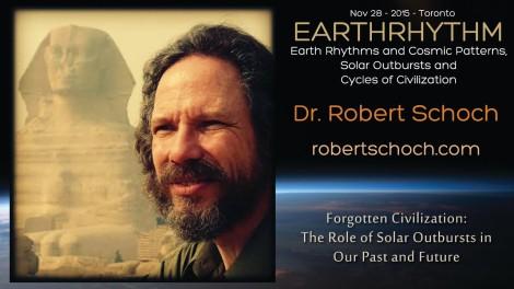 Imminent Civilization Ending Catastrophe: Dr. Robert Schoch Explains