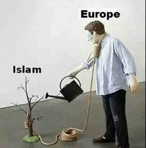 Civil War Brewing in France Over Traitorous Leaders Submitting toIslam
