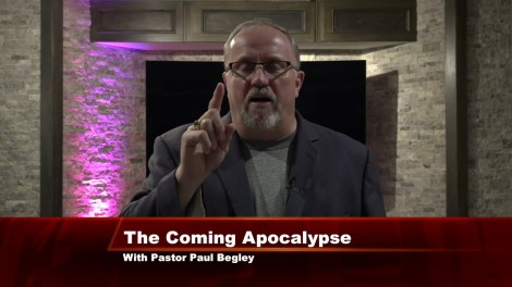 Paul Begley Discusses Isaiah's Prophecies of the Coming PoleShift